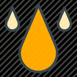 drink, drop, facilities, hotel, sea, shower, water icon