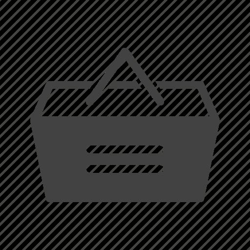 basket, bread, color, food, fresh, healthy, lunch icon