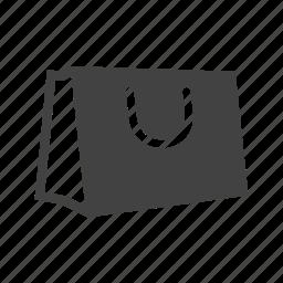 bag, briefcase, business, carry, hand, holding, portfolio icon