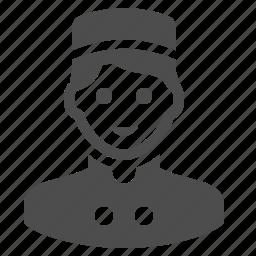 bell boy, bellboy, boy, hotel, man, people, person icon