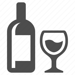 alcohol, alcohool, bottle, champagne, glass, restaurant, wine icon