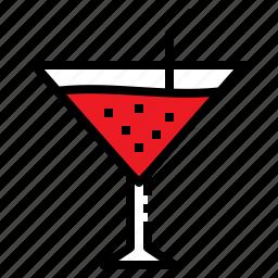beverage, drink, glass, juice, wine icon