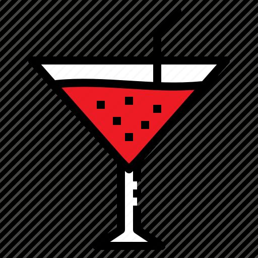Beverage, drink, glass, juice, wine icon - Download on Iconfinder
