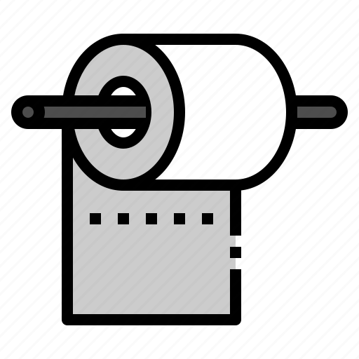 amenitie, facility, paper, tissue, toilet icon