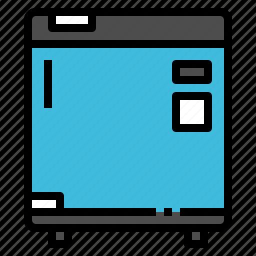 appliance, freezer, home, hotel, refrigerator icon