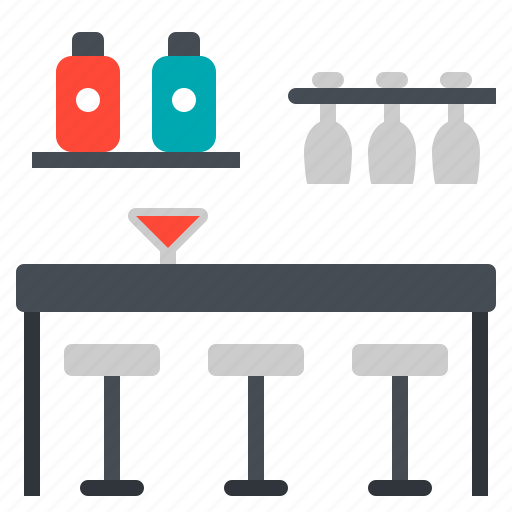 alcohol, bar, cocktail, drink, lounge icon