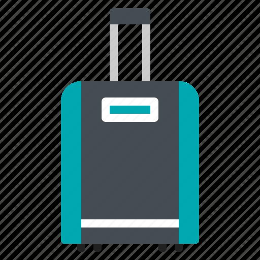 Bag, hotel, journey, luggage, travel icon - Download on Iconfinder