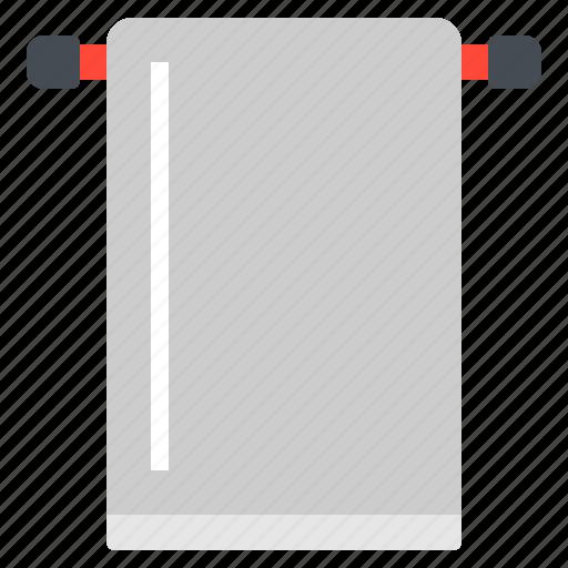 amenitie, clothes, facility, rack, towel icon