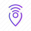 free, internet, spot, wifi, wireless icon