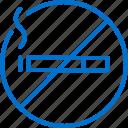 area, cigarette, no, non, rooms, sign, smoking icon