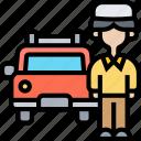 car, rent, vehicle, transportation, service