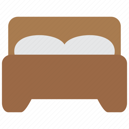 bed, bedroom, furniture, hotel, interior, sleep, sleeping icon