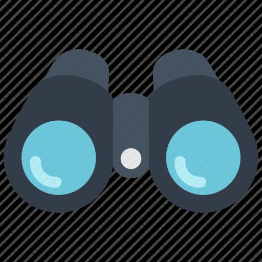 binocular, binoculars, find, search, view, watch, zoom icon