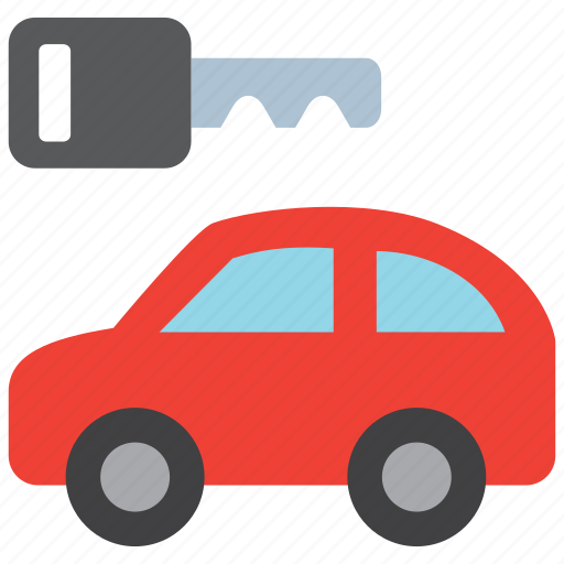 auto, car, key, rent, rental, transportation, vehicle icon