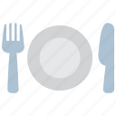 cutlery, fork, spoon, knife, kitchen, food, dishes
