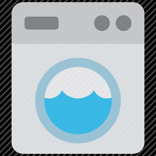 appliance, clothing, dress, hygiene, laundry, machine, washing icon