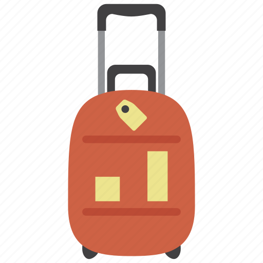 bag, baggage, briefcase, business, case, luggage, suitcase icon