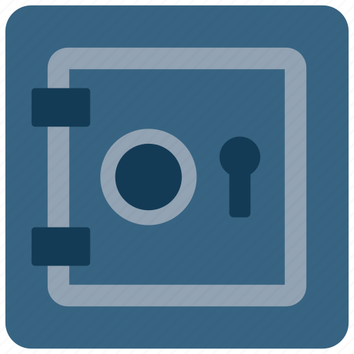 cash, lock, money, protection, safe, secure, security icon