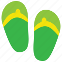 sandals, beach, footwear, holiday, sandal, shoes, vacation icon