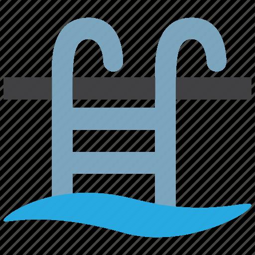 game, pool, sea, sports, swim, swimming, water icon