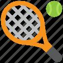 tennis, ball, racket, sport, sports, equipment, smash
