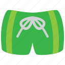 bath, beach, holiday, men, sea, trunks, vacation icon