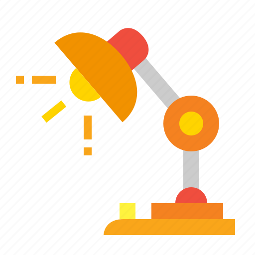 electronics, house, lamp, light icon