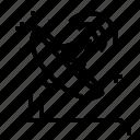 aerial, dish, radar, satellite icon
