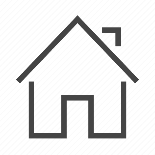 architecture, building, construction, estate, home, house, property icon