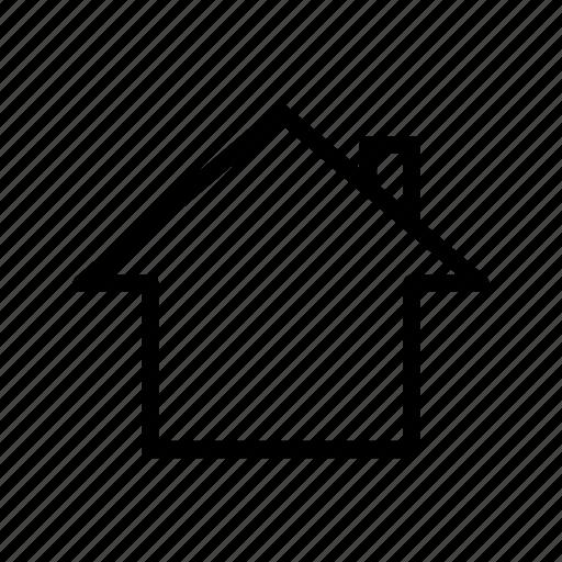 empty, home, ui icon