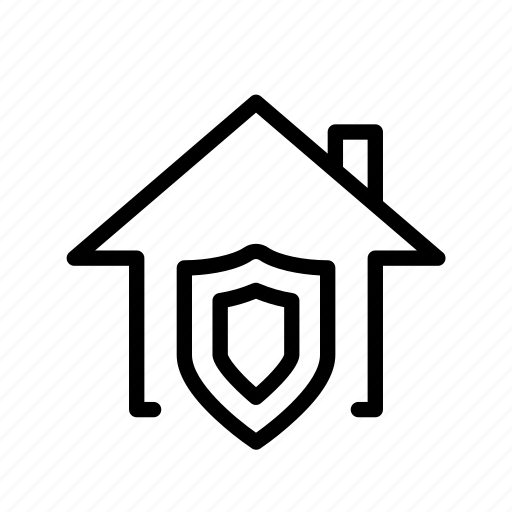 home, privacy, security, ui icon