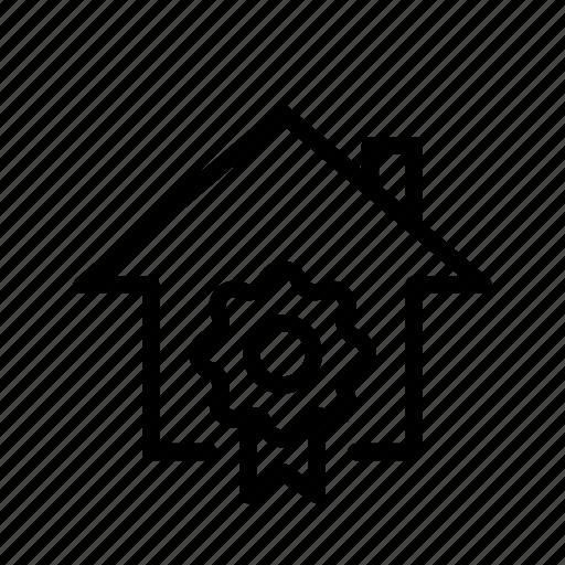 badge, home, ui, winner icon