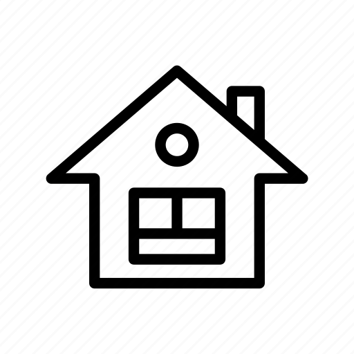 home, ui, windows icon