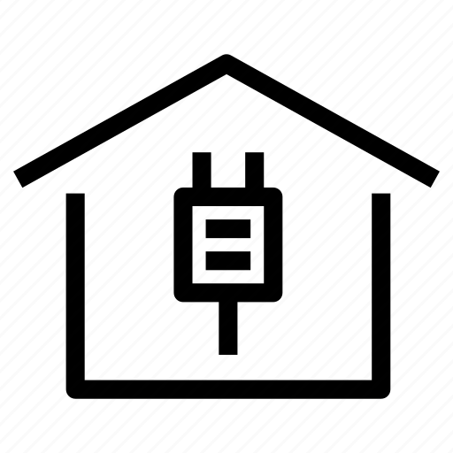 appliances, electric, home, house, plug, power, property icon