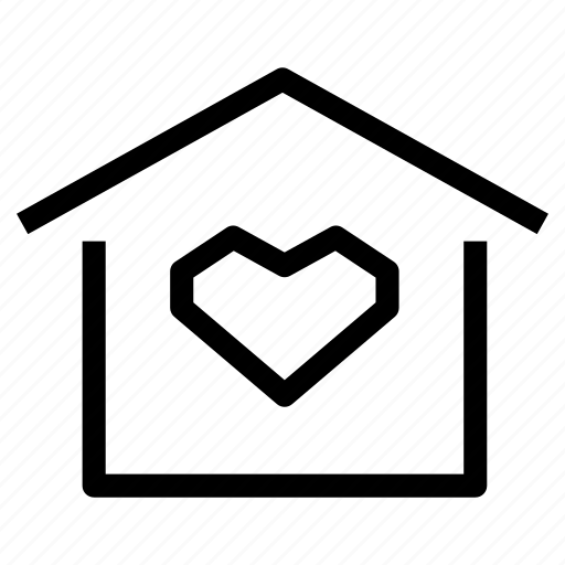 care, home, house, lover, lovers, maintenance, property icon