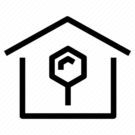 evaluation, home, house, inspection, market, property, search icon