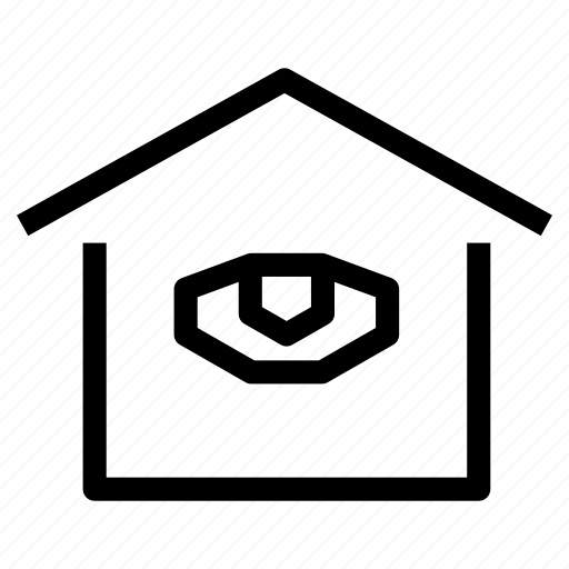 alarm, home, house, property, safety, security, surveillance icon