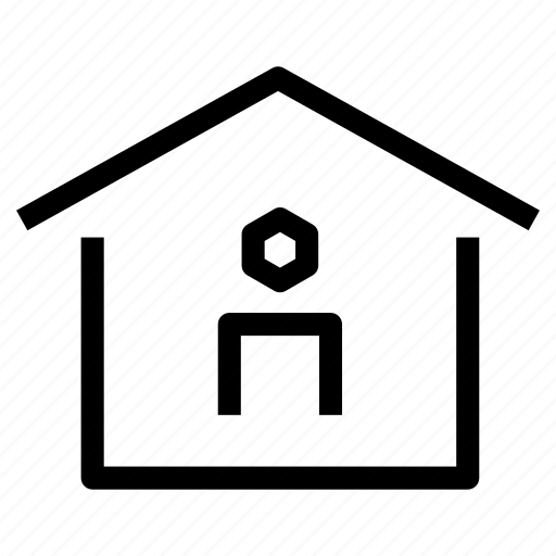 home, house, household, occupant, owner, property, tenant icon
