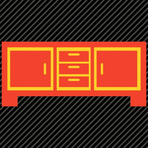 archive, archives, closet icon
