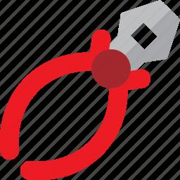 pliers, repair, service, settings, tools, work icon