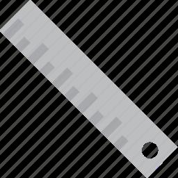 construction, design, equipment, ruler, tools icon