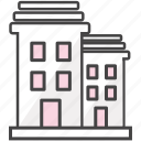 building, business, city, office, town