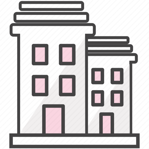Building, business, city, office, town icon - Download on Iconfinder