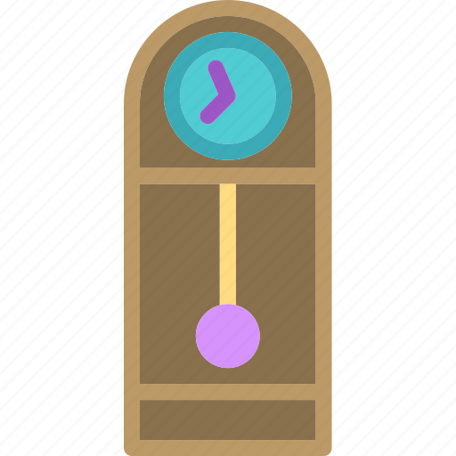 clock, old, watch icon