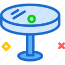 coffeetable, serve icon