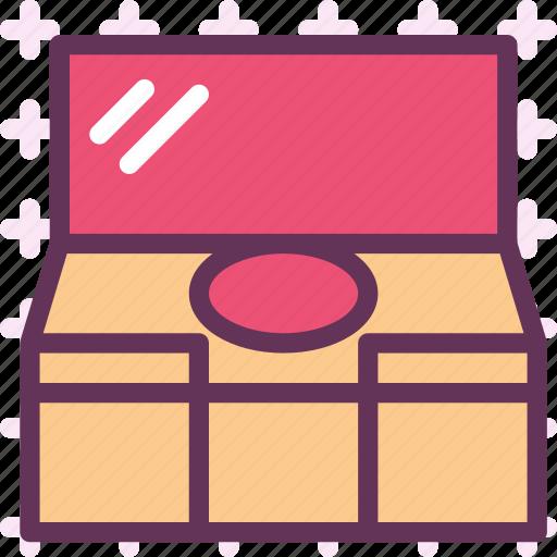 bath, furniture, restroom icon