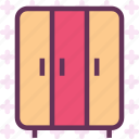 bigwardrobe, furniture icon