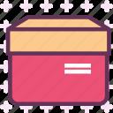 deliverybox, deposit icon
