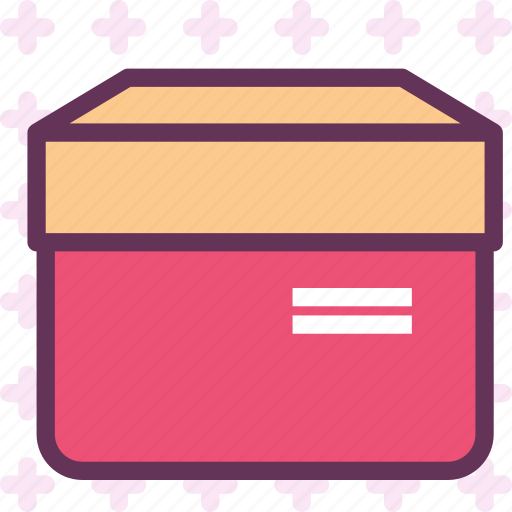 deliverybox, deposit icon