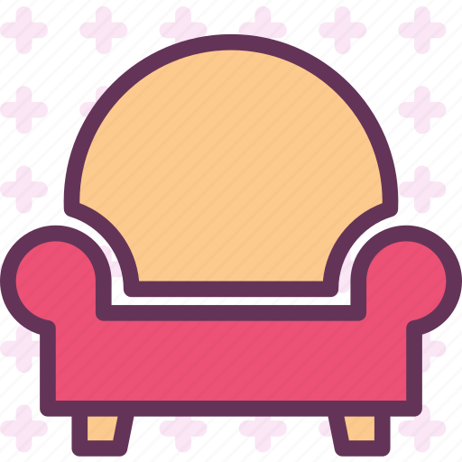 arm, chair, rest2, seat icon